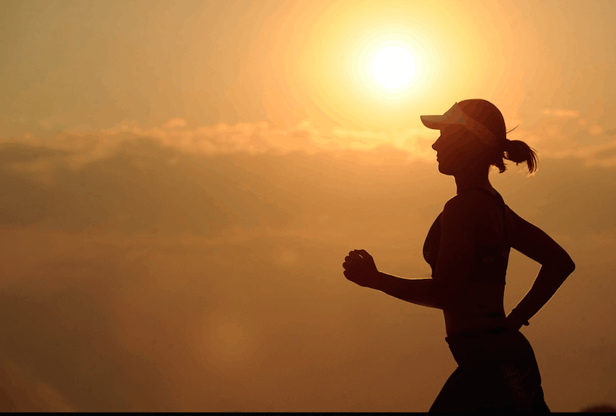 Becoming a runner in midlife